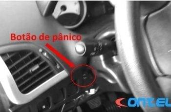 Botão de pânico, para que serve e como funciona.