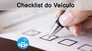 checklist do veiculo