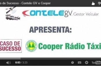 Cooper Radio Táxi – Case de Sucesso utilizando o Contele GV