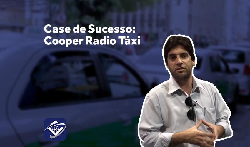 case de sucesso cooper radio taxi