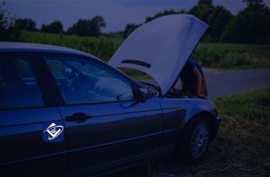 Será que o rastreador pode prejudicar a bateria do veículo?