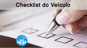 checklist do veiculo