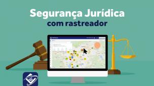 Segurança Jurídica: veja como um rastreador pode te ajudar