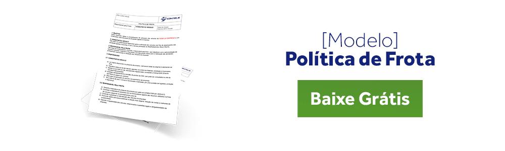 Modelo Política de Frota