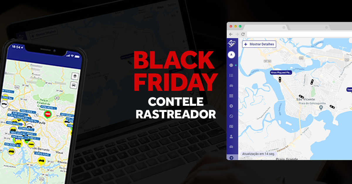Black Friday Contele Rastreador