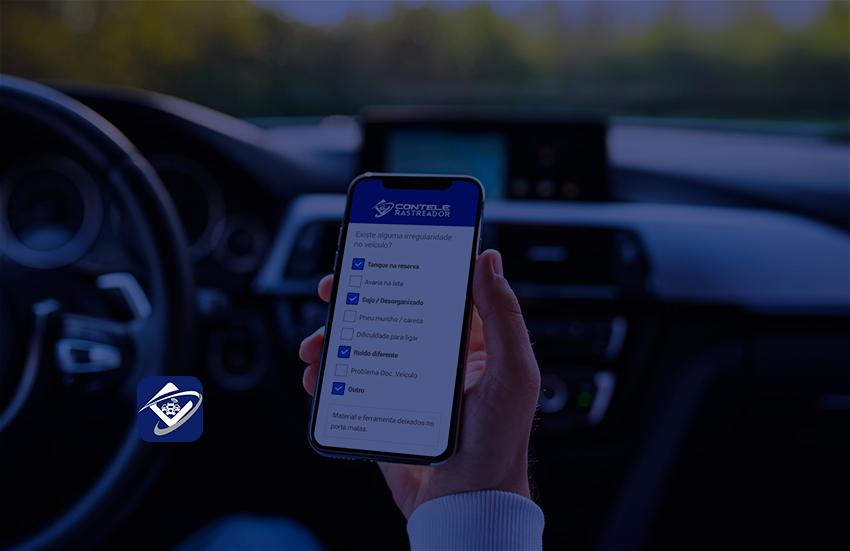 App de checklist do veículo