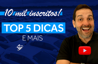 Top 5 Dicas do Maior Canal de Gestão de Frotas do Brasil | Especial 10 mil inscritos